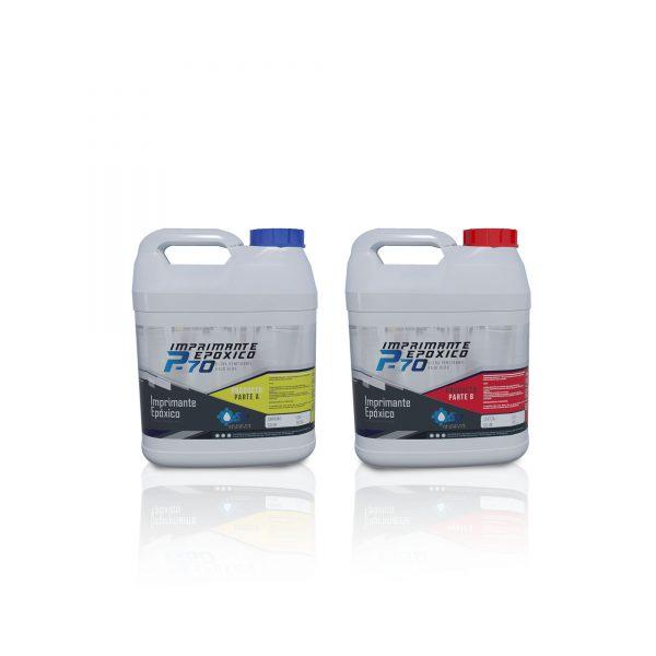 Imprimante epóxico P-70 bajo olor por 2 galones