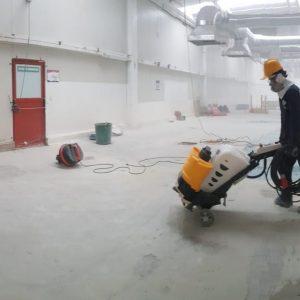 Preparación de superficie
